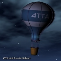 4TTA Mail Courier