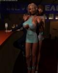 Kyndra with Odete