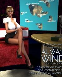 Always Windi! The Exclusive Racy Photoshoot