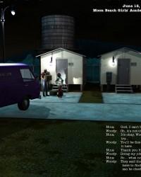 060: Nina At The Barracks