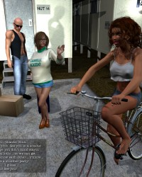 065: Zina Takes Off