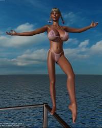 Kyndra Pose #8