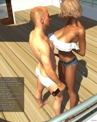 Kyndra Wants To Sunbathe