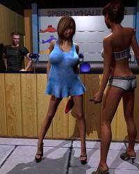 Genna and Maelie - Stroke n Squirt 2