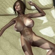 Nina Sleeping III