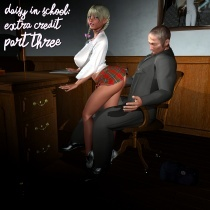 Daisy at School Part Three Cover