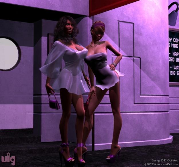 Delcine and Odete