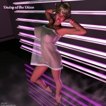 Clone of Disco Daisy - Available at Patreon