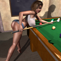 Nina On Campus - Pool Ace