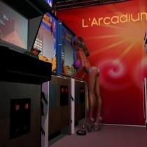 Una at the Arcade